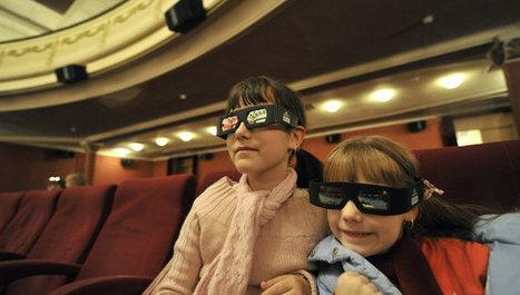 Primera sala de cine de Rusia recuperará viejo esplendor y vocación revolucionaria | Producción Audiovisual | Scoop.it