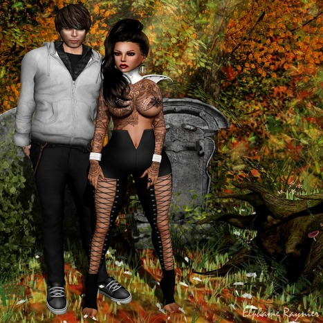 Agite N'Pop: Cold Terra | Shake N'Pop Second Life Fashion Blog | Scoop.it
