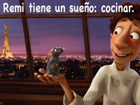 Ratatouille visto por una maestra | Consejos para familias | Scoop.it