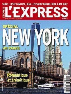 """Vincent Bolloré a un œil sur """"L'Express""""   Journalisme, presse, médias, réseaux sociaux... what's up ?   Scoop.it"""