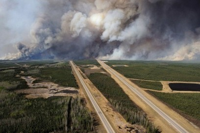 The Fort McMurray fire's stunning pulse of carbon to the atmosphere | GarryRogers Biosphere News | Scoop.it