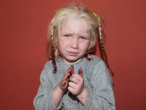 Blond girl in Greek gypsy camp sparks child trafficking worries | Greek Mythology | Scoop.it