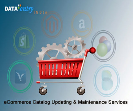 Keep your eCommerce Store Lively with Catalog Updating Service | Catalog Processing & Data Entry Services | Scoop.it