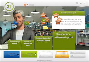 MANGO GAME, le jeu au service de la formation des vendeurs | Elearning & Serious Game | Scoop.it