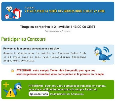 E-réputation & réseaux sociaux : faut-il préférer Twitter à Facebook pour organiser un jeu-concours ? | E-réputation et réseaux sociaux - Conseil en Community Management | CuraPure | Scoop.it