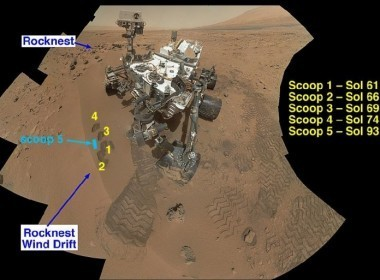 Curiosity encontra compostos orgânicos em Marte | Science, Technology and Society | Scoop.it