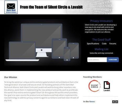 Cómo es Dark Mail, el correo electrónico seguro del fundador de Lavabit | Observatorio Innovación | Scoop.it
