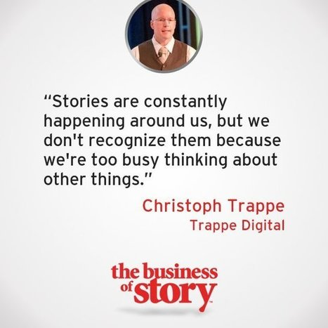 How to Capitalize on Authentic Storytelling | Story and Narrative | Scoop.it