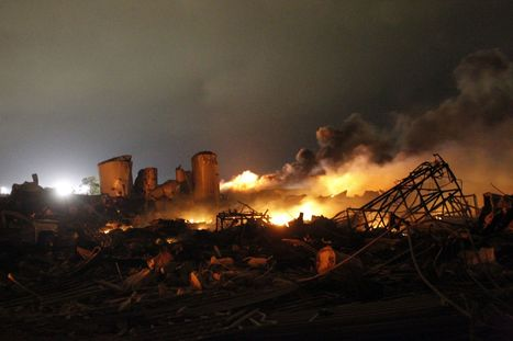 obama denies aid to Texas town where fertilizer plant exploded | News You Can Use - NO PINKSLIME | Scoop.it