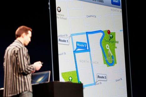 La cartographie, nouvel enjeu pour les acteurs du mobile | M-CRM & Mobile to store | Scoop.it
