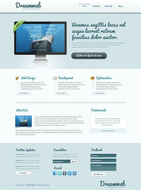 30 Must See HTML5 Tutorials | SpyreStudios | Diseño web  - Ideas | Scoop.it