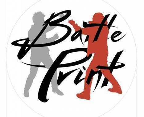 29 nov au 13 dec 2014 - BATTLE PRINT - Charles Kalt & Didier Kiefer - Syndicat Potentiel Strasbourg | Syndicat Potentiel | Scoop.it