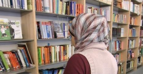 Konsten att låna en bok | Vad gör de i biblioteket? | Skolbiblioteket och lärande | Scoop.it