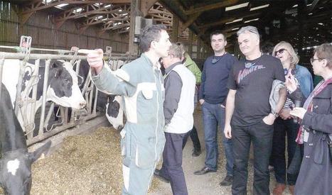 Filières laitières bretonne et polonaise: une même volonté de développement | Agriculture d'Ille-et-Vilaine | Scoop.it