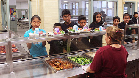 The Unlikely Alliance That Is Fixing School Lunches | Food issues | Scoop.it
