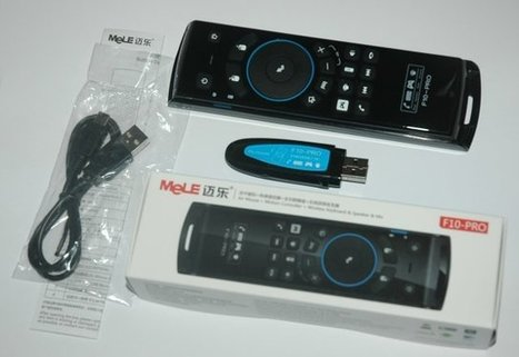 """Mele F10 Pro """"Fly Mouse"""" Comes with Microphone and Speaker 
