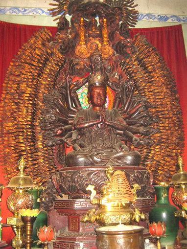 Statue stolen from ancient pagoda | VietNamNet | Centro de Estudios Artísticos Elba | Scoop.it