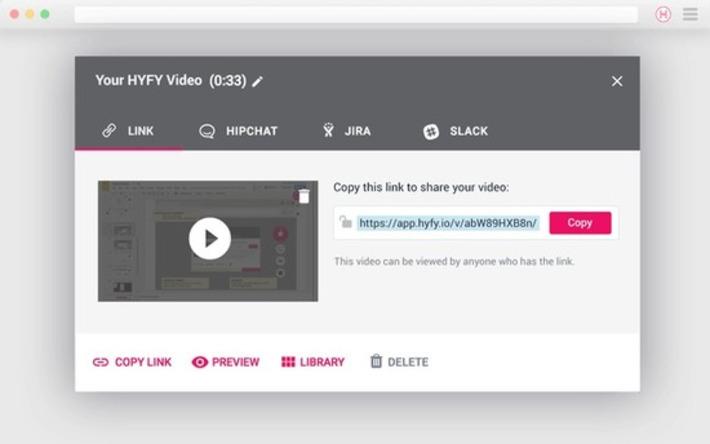 Hyfy. Outil pour enregistrer votre écran – Les Outils Tice | TIC et TICE mais... en français | Scoop.it