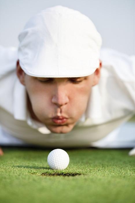 LA CEGUERA EN EL GOLF Y EN NUESTRA VIDA DIARIA | clases golf barcelona | Scoop.it