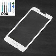 White New OEM Motorola Droid Razr HD XT926 XT925 Outer Screen Glass Lens+ Tools | Motorola LCD&Digitizer | Scoop.it