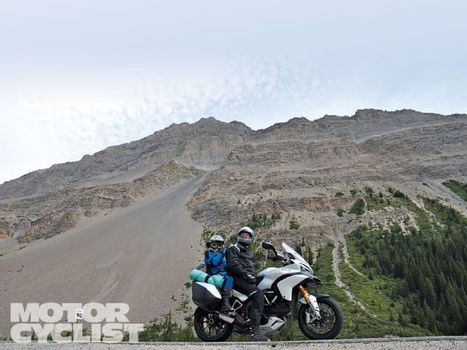 Adventures In The Great White North | The Family Road  | Motorcyclist Magazine | Ductalk Ducati News | Scoop.it