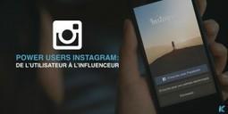 Instagram en France : état des lieux des usages et des comportements | réseaux sociaux | Scoop.it