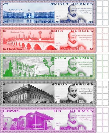 L'HERMES | Monnaies locales complémentaires | Echange local - Monnaie locale | Scoop.it