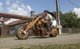The Wooden Bike ! | Just Do It Yourself | Scoop.it