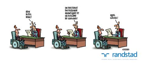 12 dessins humoristiques contre les discriminations - blog-emploi.com | Bileton | Scoop.it