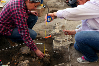 The Archaeology News Network: 800-year-old skeletons of 12 children and adults unearthered in Mexico | HeritageDaily Archaeology News | Scoop.it