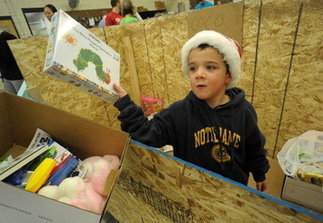 Lehigh Valley nonprofits collect toys for kids fighting cancer   What's Happening in the Lehigh Valley   Scoop.it
