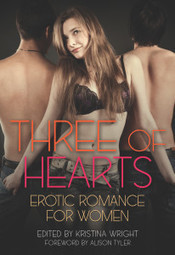 (Review + Giveaway) Three of Hearts: Erotic Romance | All Things Sex | Scoop.it