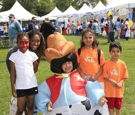 Veggie Fest 2012 - Vegetarian Food Festival | Annie Haven | Haven Brand | Scoop.it