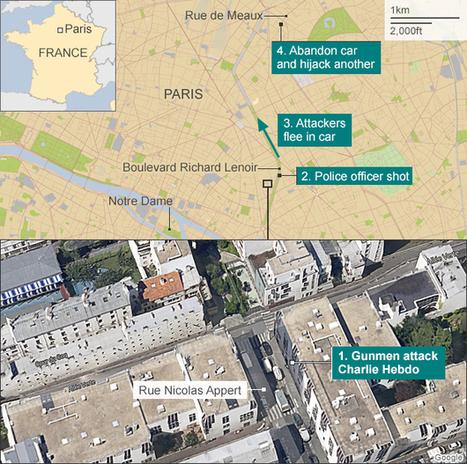 Massacre at French magazine office | English Magazine | Scoop.it
