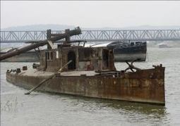 Latin American Herald Tribune - Warship That Fired First Shots of WWI Now a Gravel Barge in Serbia | world war history | Scoop.it