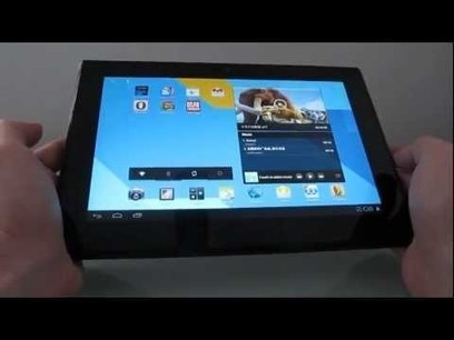 7 inch tablets too big? Poketab launches a 6 inch tablet in Japan ... | Smart Connected Devices | Scoop.it