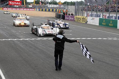 24 HEURES DU MANS 2013. 12 éme VICTOIRE AUDI. C'ETAIT L'ANNEE DE LA 2   Auto , mécaniques et sport automobiles   Scoop.it