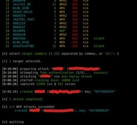 WiFite: crackear redes wifi para dummies | Ciberseguridad + Inteligencia | Scoop.it