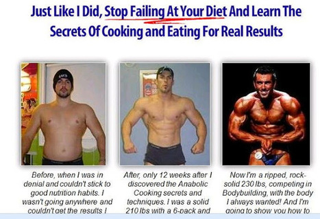What to Cook: Anabolic Cooking | Cool quotes about life images | Scoop.it