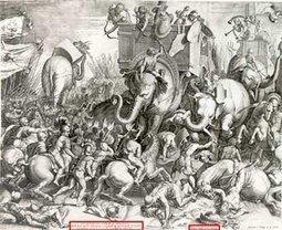 La Batalla de Zama   La guía de Historia   Roma Antigua   Scoop.it
