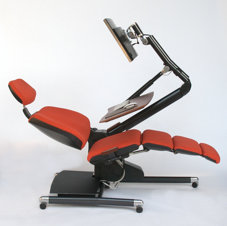 At the dentist? No, working from my new workstation... | Gadgets I lust for | Scoop.it