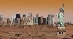 What New York City Would Look Like on Other Planets | Wired Science | Wired.com | Radio Show Contents | Scoop.it