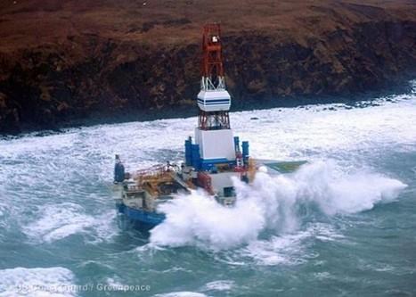 Les projets de forage de Shell tournent (encore...) au cauchemar | Toxique, soyons vigilant ! | Scoop.it