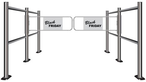 Why Technology Has Made Black Friday Irrelevant | RedPrairie is Commerce in Motion | Scoop.it