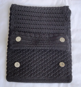 Crochet I Pad Cover, ethically handmade by Blind Woman ( Acid Attack).   Handmade Cambodia   Scoop.it