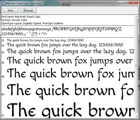 How to download Google fonts to your computer | Education Library and More | Scoop.it