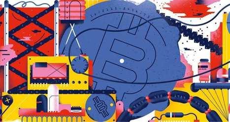 Blockchains, la deuxième révolution numérique | Post-Sapiens, les êtres technologiques | Scoop.it