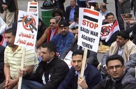 #Yemen : Pour une gorgée d'or noir | Arrêt sur Info | Infos en français | Scoop.it