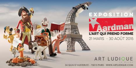Art Ludique - Le Musée - EXPOSITION AARDMAN | TOURISME OENOLOGIE | Scoop.it