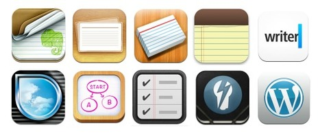 10 Great Apps To Actually Learn The Material | iPad.AppStorm | Edu Resources | Scoop.it